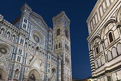 Firenze di sera.