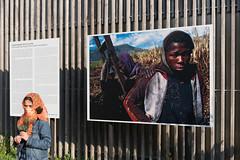 Festival Photo La Gacilly - Viva Latina-, avec le photographe Pablo Corral Vega, Équateur