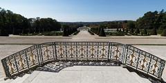 Parc de Sceaux vu du château