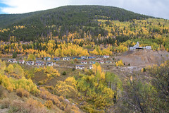 Gilman, Colorado and the now-flooded Eagle mine