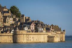 Mont Saint Michel is an island again