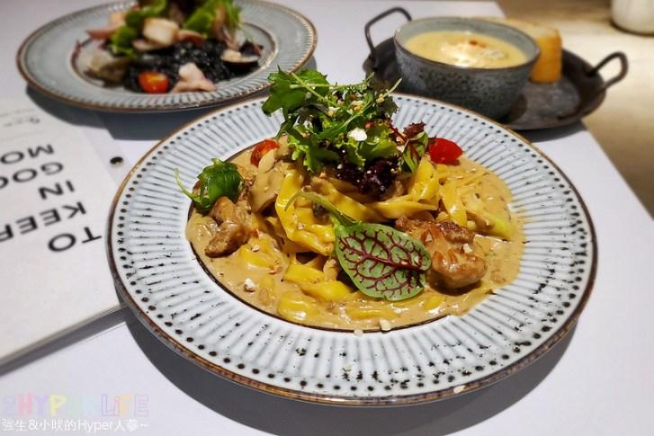 50414121383 286b9f125a c - 簡約裝潢頗具質感的Giocoso pasta&cafe,想在精明商圈裡吃義式美食可以一試~