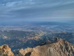 Mount Sneffels summit looking west