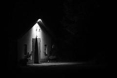 Shadow at the Door