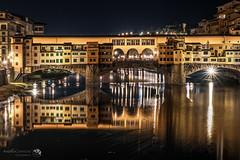 Ponte vecchio. Firenze, settembre 2020.