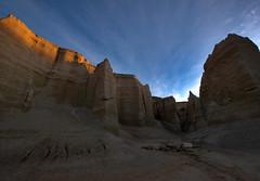 Darr-e Setaregan canyon - Qeshm, Iran
