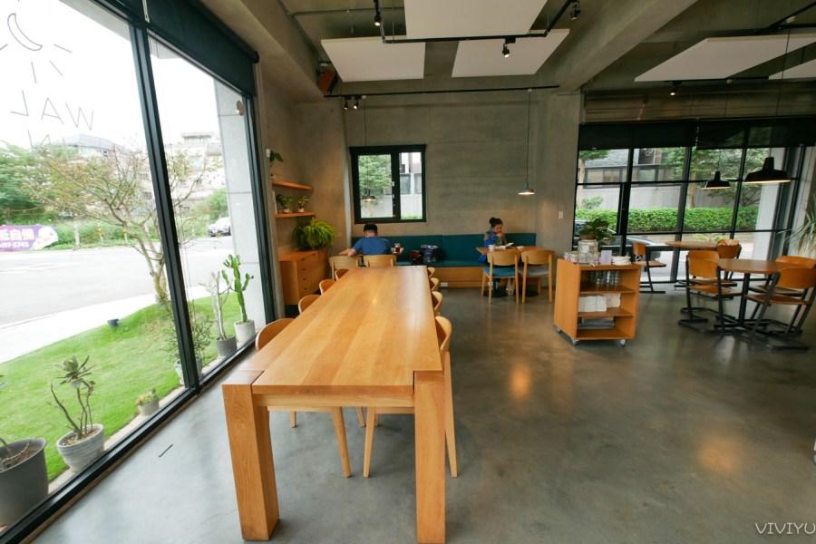 [林口美食]Walk In Cafe 隱身在住宅區的獨棟咖啡館~早午餐搭配自家烘焙咖啡豆.簡餐輕食與甜點通通有 @VIVIYU小世界