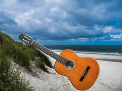 Die Gitarre und das Meer