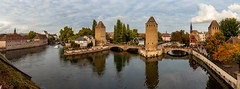Strasbourg, ponts couverts