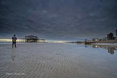 West Pier, Brighton, East Sussex, England, Uk, Gb