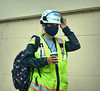 Photo:Construction Worker By