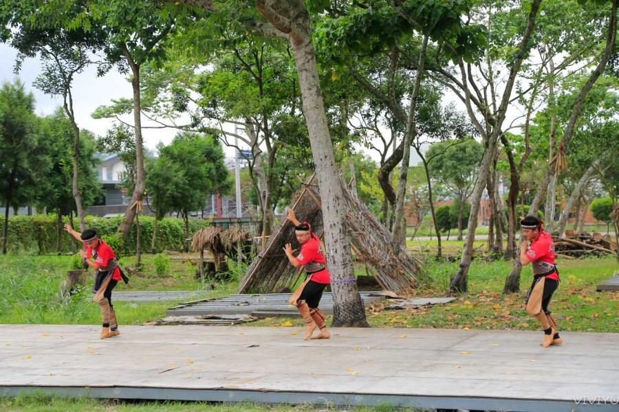 [嘉義旅遊]逐鹿部落社區 觸口遊客中心旁~梅花鹿生態園區、射箭體驗半日遊 @VIVIYU小世界