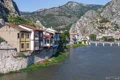 Amasya Göl Kenarı Evler