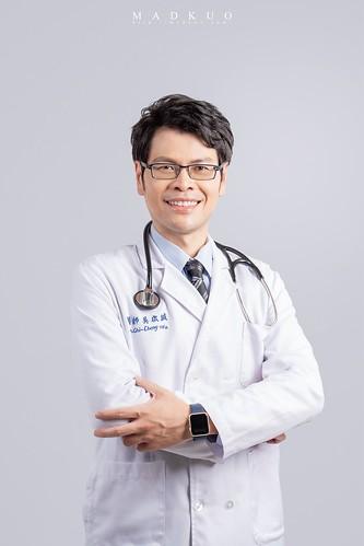 醫師代言形象