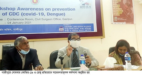 Gazipur-(1)- 04 January 2021-Covid Protection Workshop