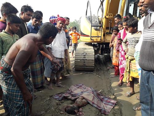 Gazipur-(2)- 07 January 2021-Child Dead At KLK-2