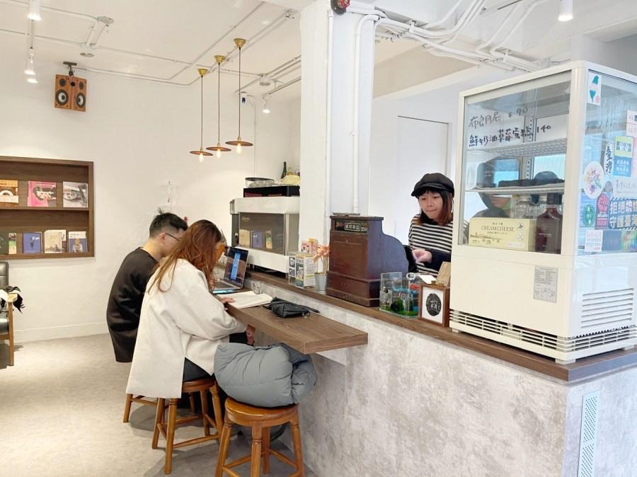[桃園美食]鞠分號-牡犡咖啡/聚人酒吧|Oyster cafe搬新家~座位空間更大更舒適.夜間變身小酒館 @VIVIYU小世界