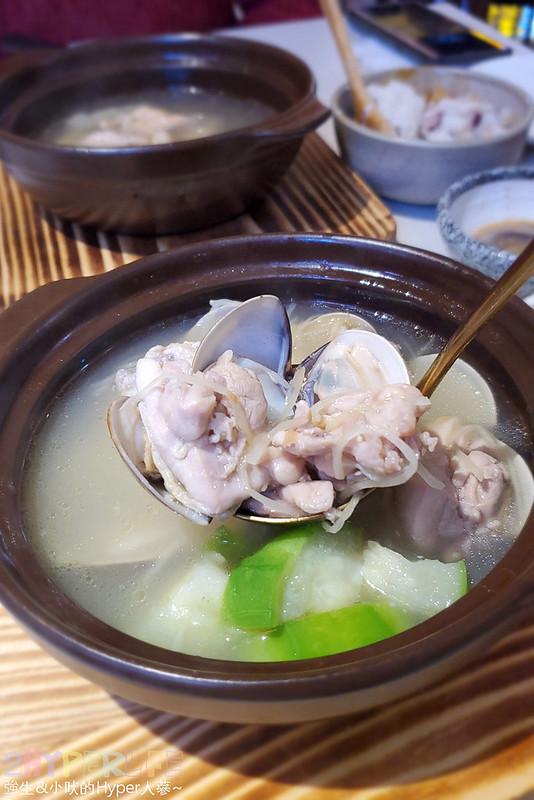 50830773216 3066eeb2a7 c - 又一家漢來旗下品牌進駐中友百貨美食,主打個人精燉雞湯鍋,口味選擇多元湯頭好喝!