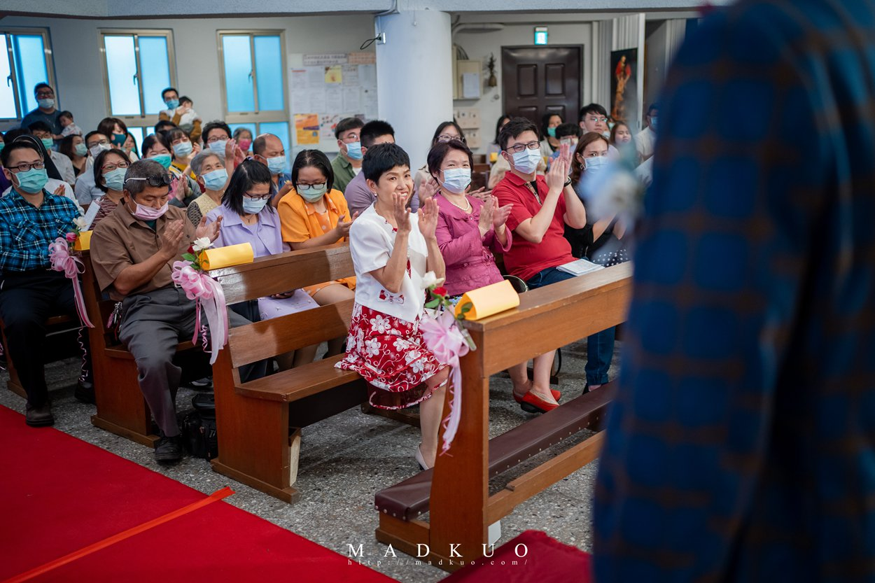 台北婚攝推薦,天主教儀式婚攝
