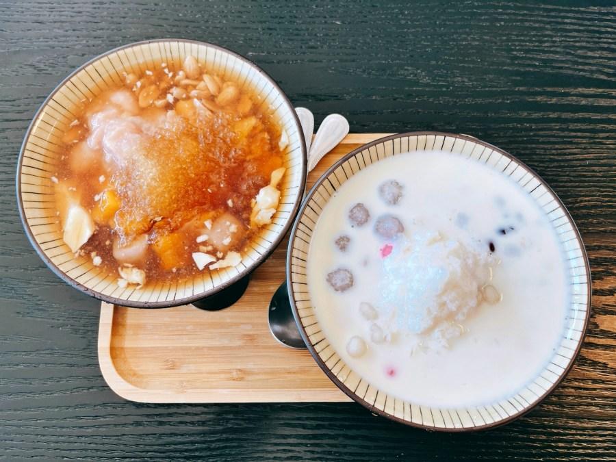 (關門大吉)[龜山美食]發福日常豆花甜品舖|隱藏在山鶯路巷弄之中銅板豆花剉冰與燒麻糬傳統甜品美食 @VIVIYU小世界