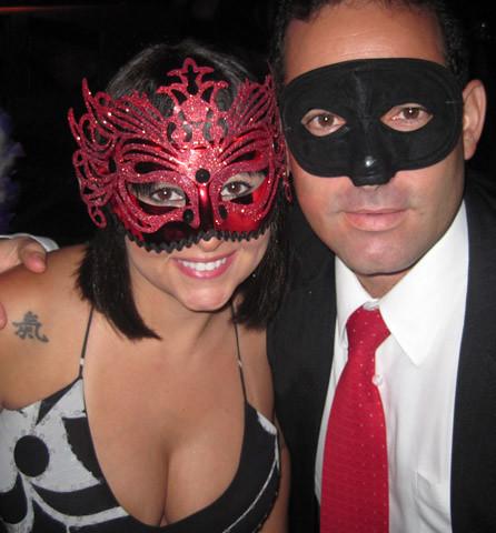 Laura Gallo e Pierre