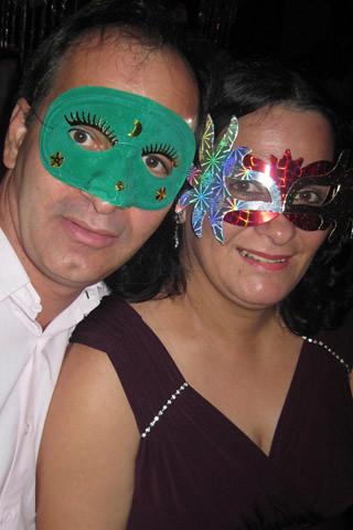 Rita e Flávio Leal