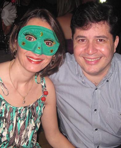 Iara e Murilo Anacleto
