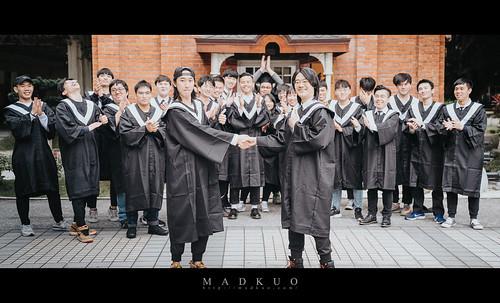 台北科技大學電工系畢業照