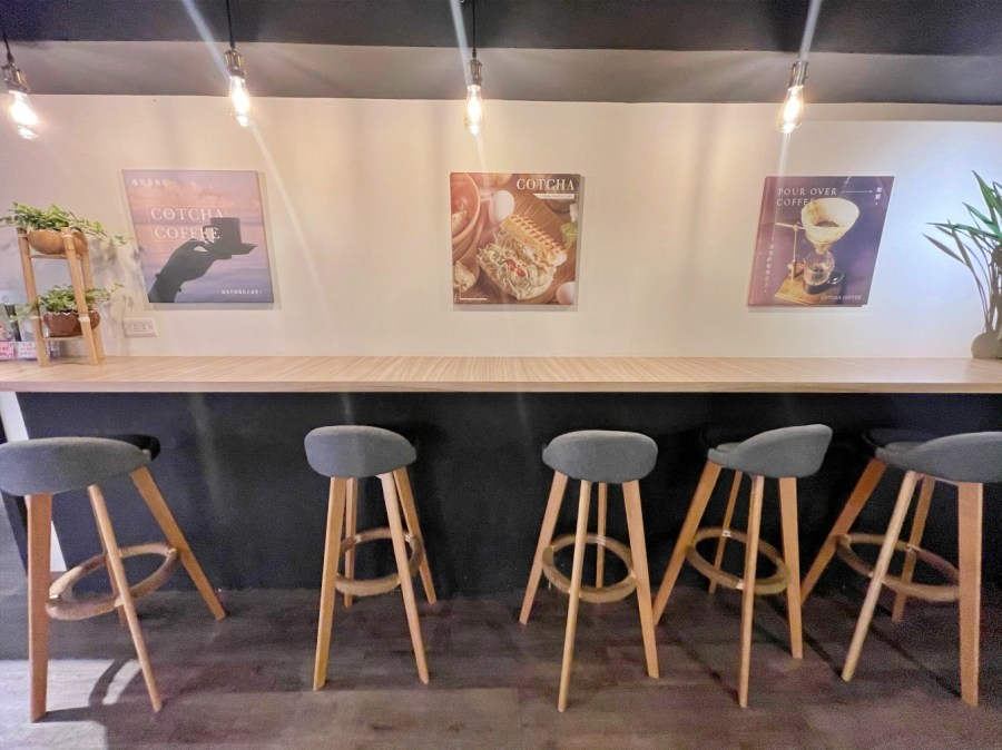 [桃園美食]咖竅Cotcha Coffee-桃園中埔店|輕食飲品銅板價~內用空間可以小憩休息的好地方 @VIVIYU小世界