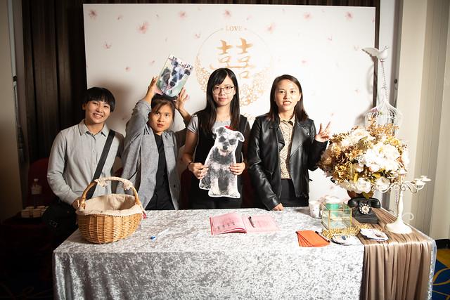 曜瑞&旻璇 婚禮紀錄0204