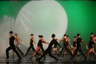 2014 - All That Dance  - A Magia de Fosse - Coreografia Lair Assis  com bailarinos do Vale do Aço