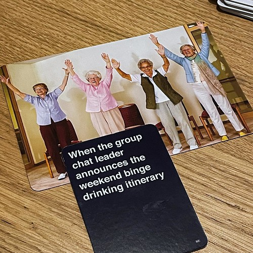 Today is all about...when the cards laid down the truth