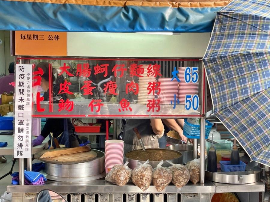 [桃園美食]台北大腸蚵仔麵線|桃園後火車站附近排隊名店~龜山工業區旁推薦小吃 @VIVIYU小世界