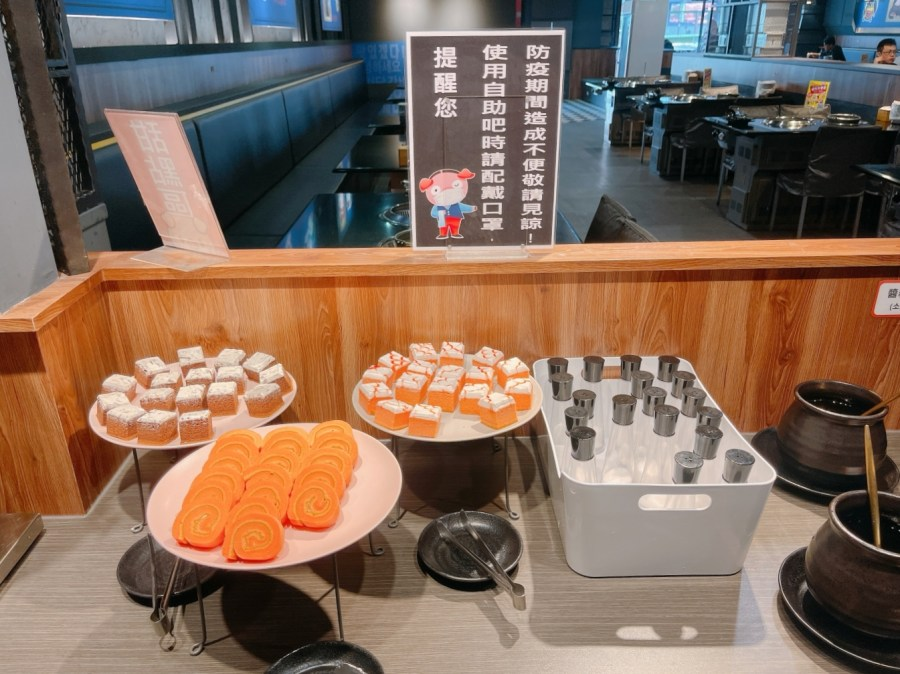 [桃園美食]豬對有燒烤吃到飽|藝文特區內最便宜韓式燒肉吃到飽火烤兩吃餐廳 @VIVIYU小世界