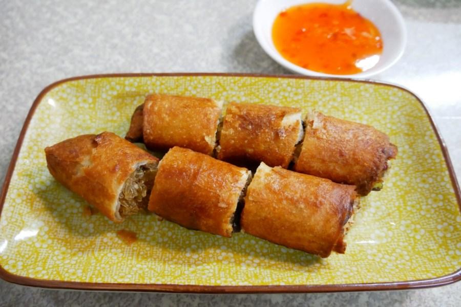 [桃園美食]4289泰美食|朝陽公園旁隱藏在巷弄之中的平價泰式料理~份量大還可調整辣度 @VIVIYU小世界