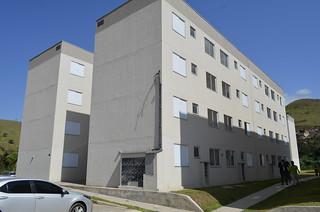 Entrega de apartamentos no Bairro Contente, Coronel Fabriciano - Foto Emmanuel Franco (2)