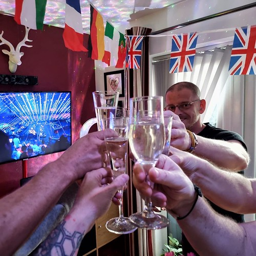 Today is all about...Eurovision 2021