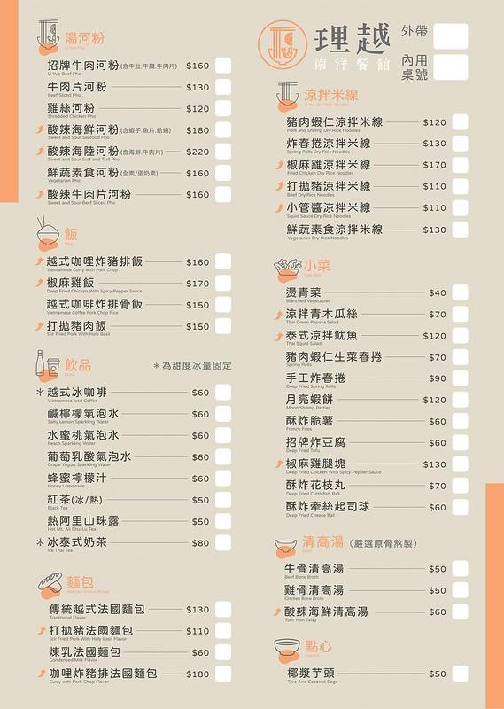 51219486008 d93e1ae2e2 c - 中國醫週邊南洋美食,理越南洋餐館打拋豬份量多、涼拌青木瓜爽口好吃!