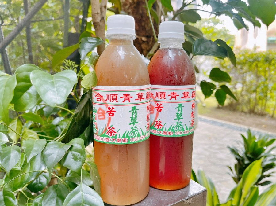 [桃園美食]合順青草茶.搬新家 傳承三代的青草茶飲~清涼又消暑的青草茶 @VIVIYU小世界