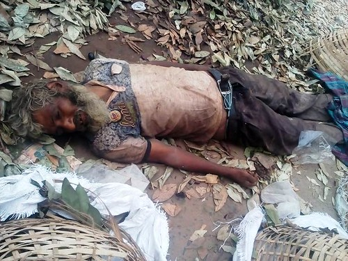 Gazipur-(5)- 07 June 2021-Dead Body Recovered At Rail Gate