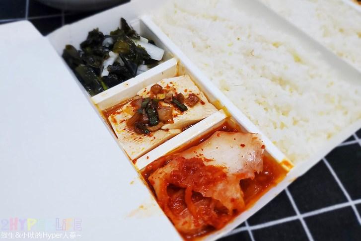 51257165794 8162f634ac c - 韓國主廚開的道地韓式家庭料理~韓國餐桌泡菜豬五花湯外帶也好吃,海鮮煎餅料多味美~