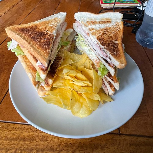 Today is all about…good job I love mum's club sandwiches