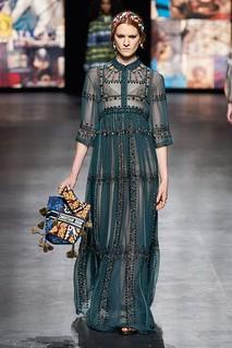 Dior em primavera 2021. Podem apostar que a trend chega aqui