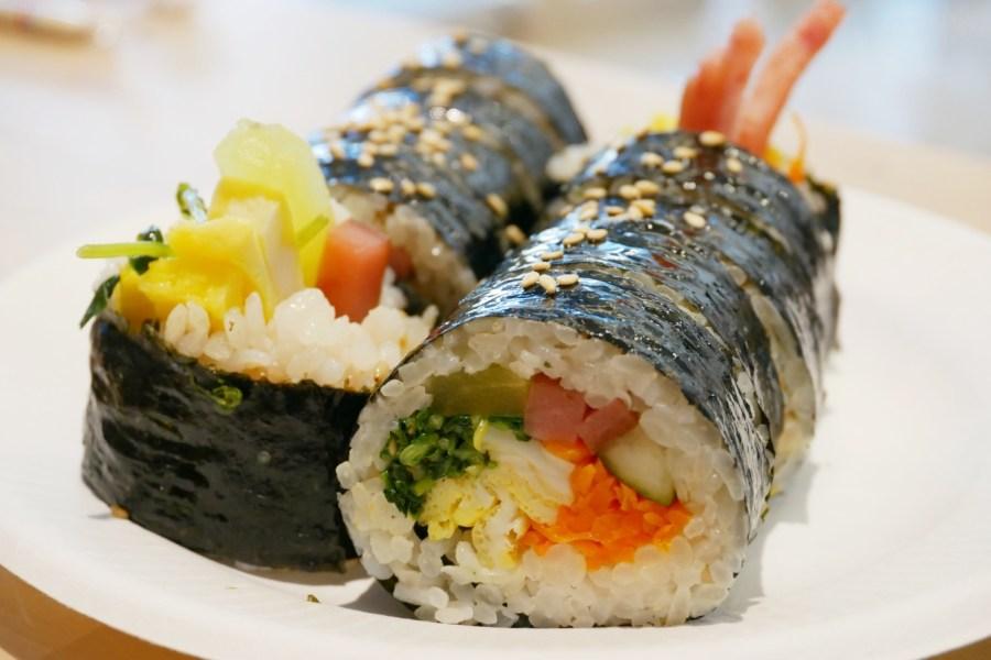 [青埔美食]這位太太-백식당|青埔華泰名品城旁韓式料理小吃~細緻綿滑雪花冰 @VIVIYU小世界