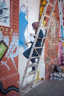 Graffiti_in_Switzerland_by_Shamsia_Hassani