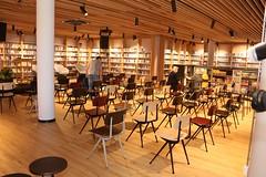 Veranstaltungsbereich im ersten Obergeschoss, StB Langenfeld