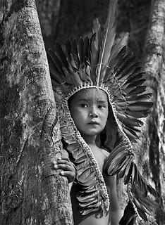 sebastiao-salgado-amazonas-indio-indígena
