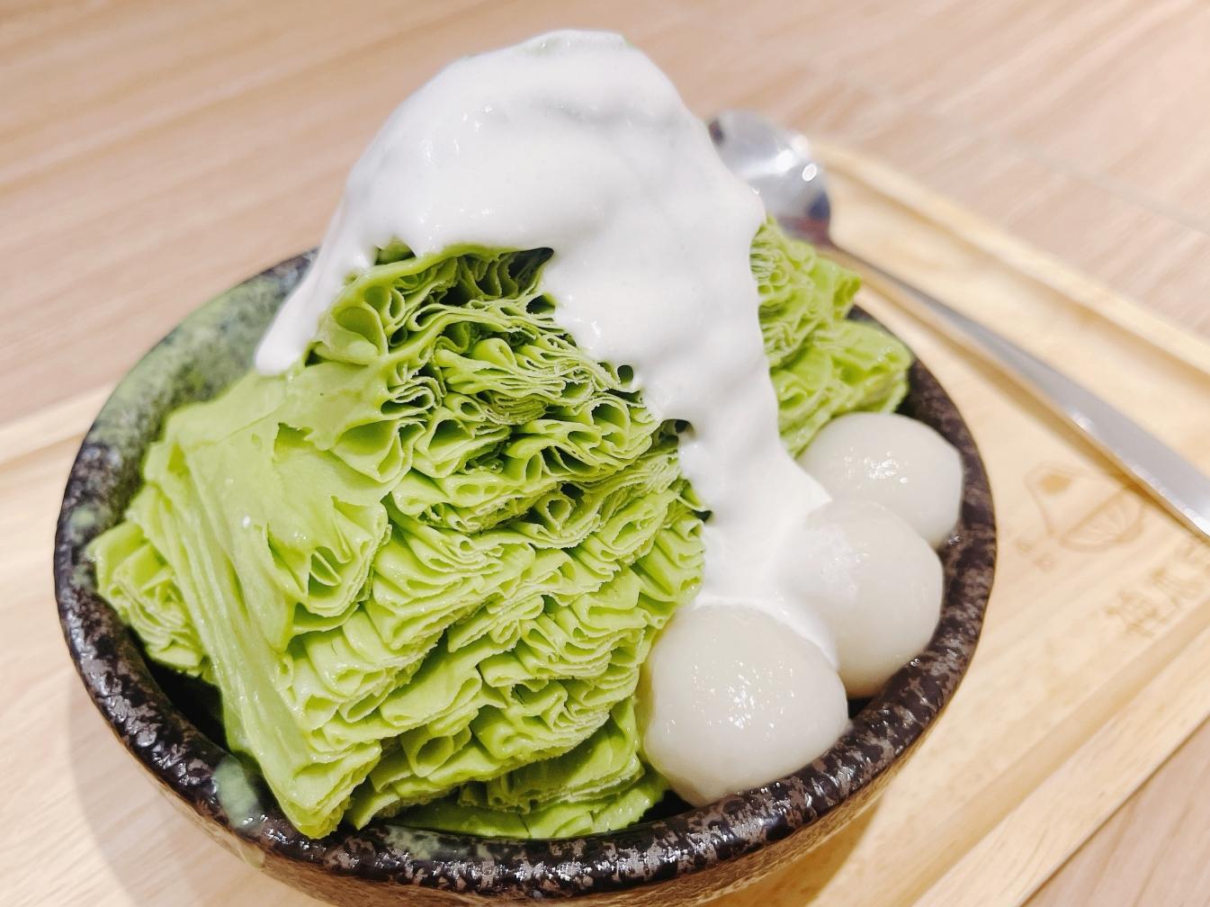 [八德美食]神木爺爺手作雪花冰 水果製冰磚~可愛的小丸子西瓜雪花冰 @VIVIYU小世界