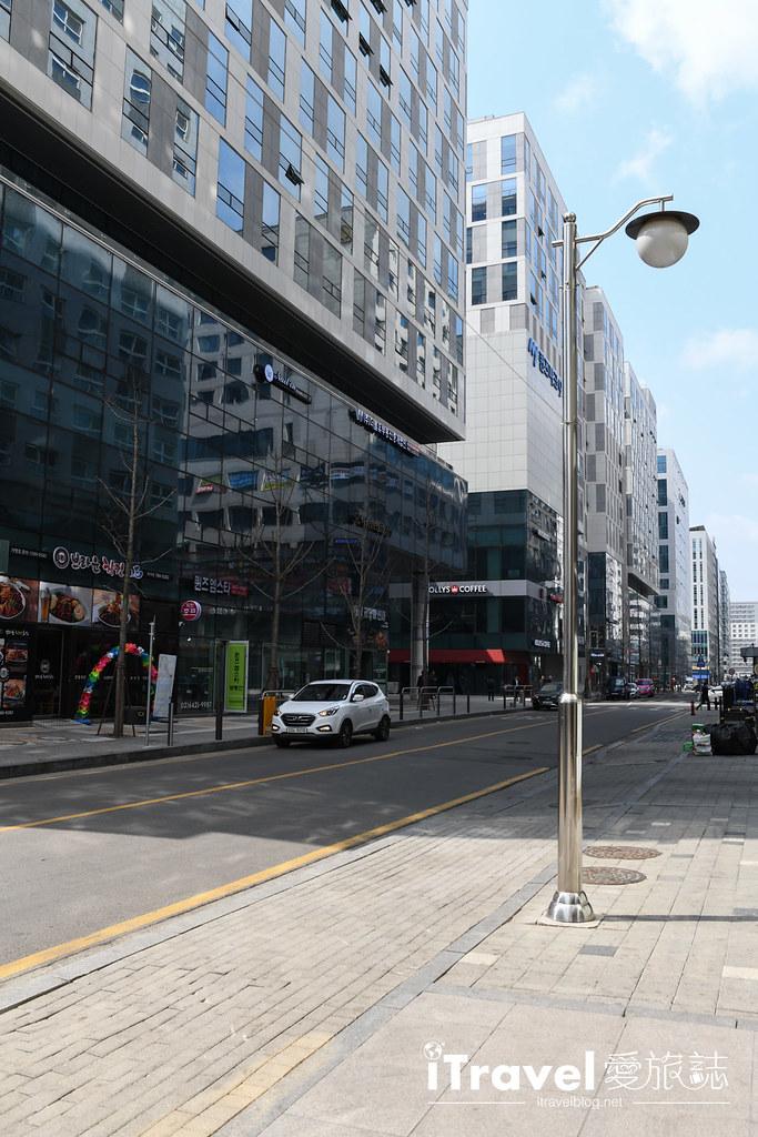 首爾盧司橋飯店 Luce Bridge Hotel (7)