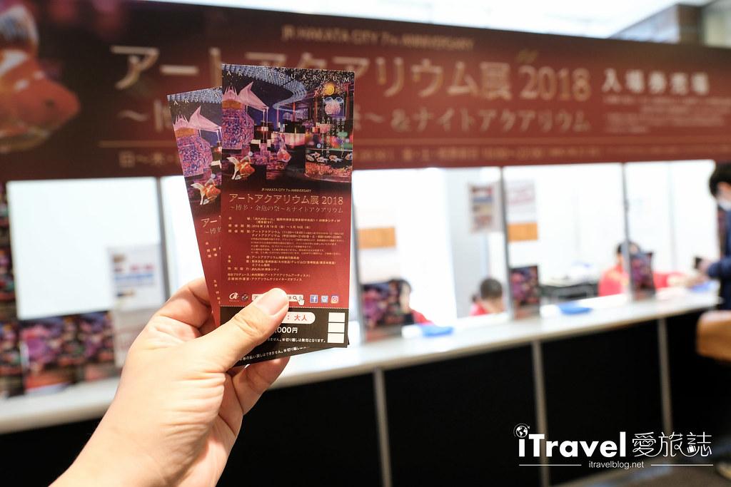 福岡展覽推薦 博多金魚の祭 (4)